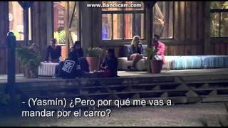 """Yasmin Valdés en  - """" Volverías con tu ex? """" Parte 19"""