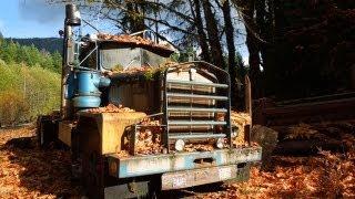 Old Log Truck Lane