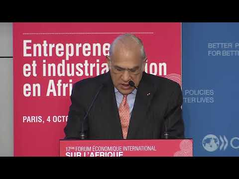 Africa Forum 2017  - Opening Session and Session 1