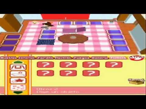 Jugando a Petz Dogz 2 (NDS)
