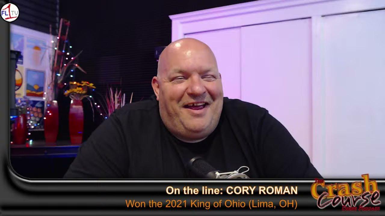 Crash Course #362: Cory Roman, Recaps (PODCAST)