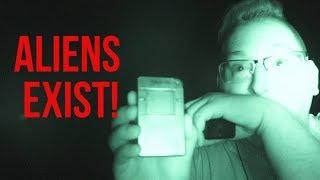 Spirit Tells Ghost Hunters Aliens Exist!