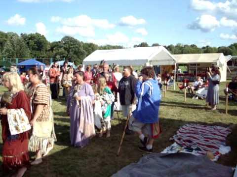 Lenape wedding dance