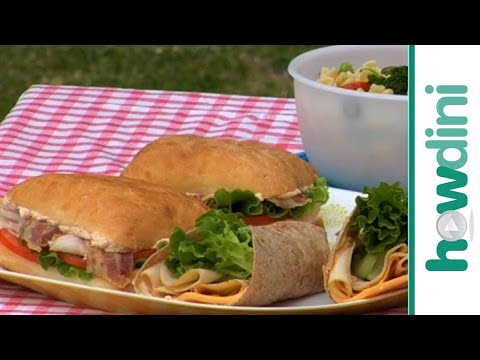 Outdoor picnic recipes family picnic food ideas youtube for Meal outdoors