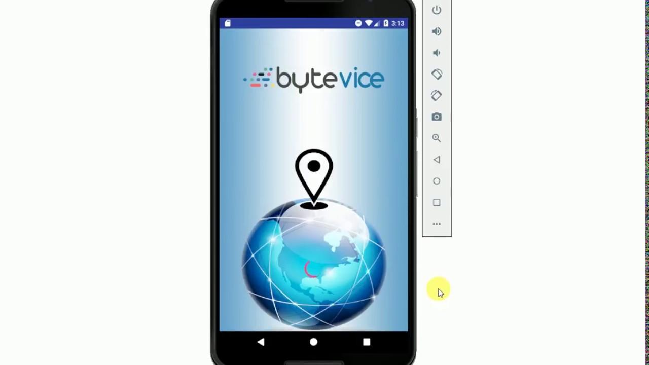 Bytevice GPS Configurator Demo GT02A