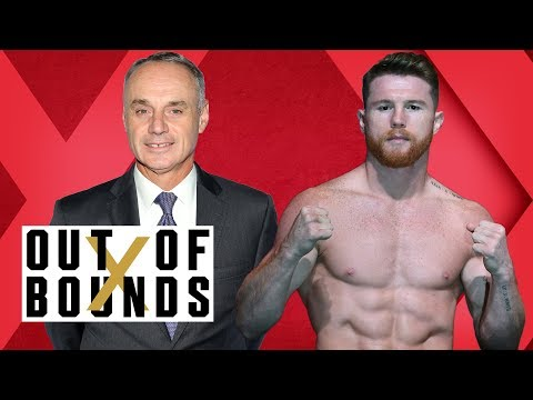 Canelo's Tainted Meat; Sports Gambling F*ckery; NBA Lifting Draft Age Limit   Out of Bounds