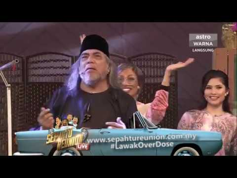Kamelia Live di Sepahtu Reunion Live 2017