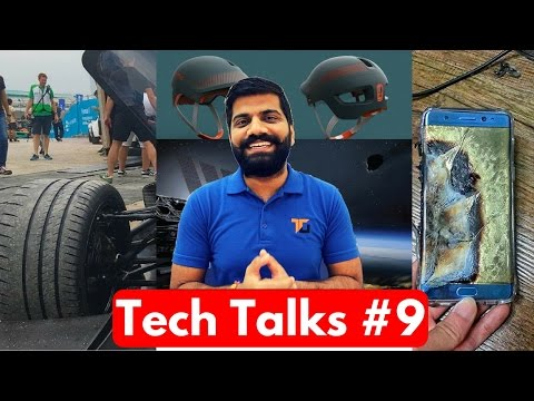 Tech Talks #9 - Country in Space, Nokia Tablet, AI Supercar, 120Tbps Cable, Panic Button...