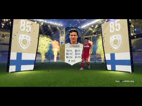 "FIFA 18 ""✪ LEGEND✪ "" draft pack opening !!"