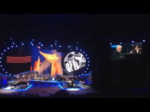 ПБК: юбилейный концерт Раймонда Паулса