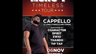 DJ MONO T - BAYEZA LIVE PERFORMANCE @CAPPELLO