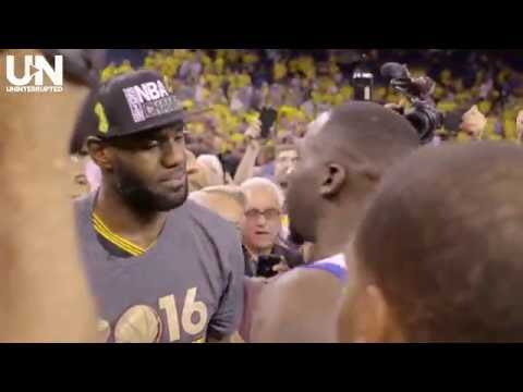 Thumbnail: TROPHIESˢᴹ | LeBron James & Draymond Green's Full Journey to the NBA Finals