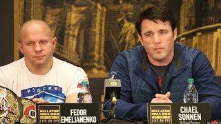 Кто хочет драться с Федором и Рори, экс-боец UFC дебютировал в боксе, боец UFC подписан в ACB