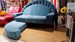 электрический круглый диван в движении(, 2015-04-10T10:37:57.000Z)