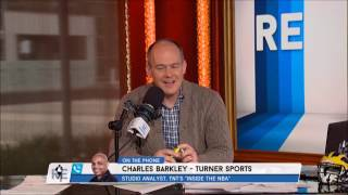Charles Barkley trolls Flat Earth & Shaq ✅