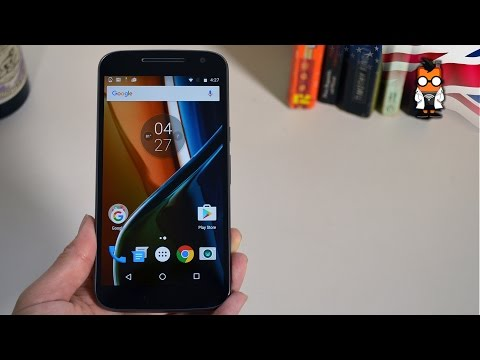 Motorola Moto G4 Unboxing & Hands on