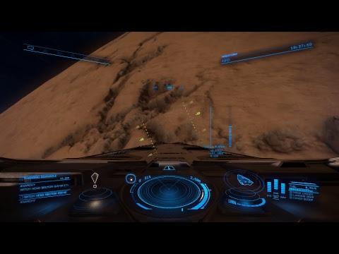 Elite Dangerous | Witch Head Nebula, Thargoid Barnacles