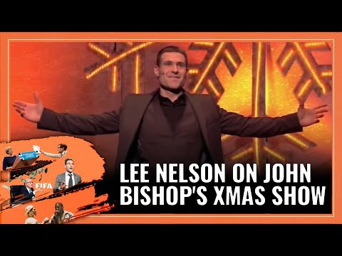 Lee Nelson on John Bishop