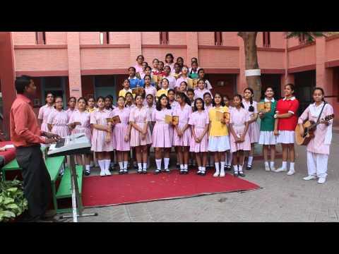 Holiday Hymn, Loreto Delhi