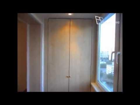 Максимус окна - совмещение лоджии с комнатой, утепление и от.