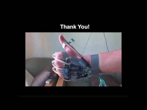 Phys 357 Project 3: Data Glove