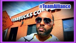 $1,402 made with NADEX Binary Options at Starbucks! | #TeamAlliance