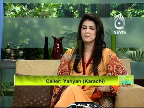 Interview - Aaj Subah with Savera Nadeem - Ahmed Kapadia