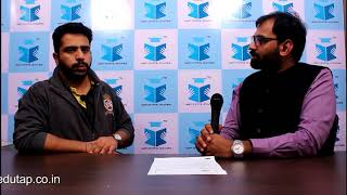 Interview with Mr Sahil Verma - RBI Grade B Officer 2017