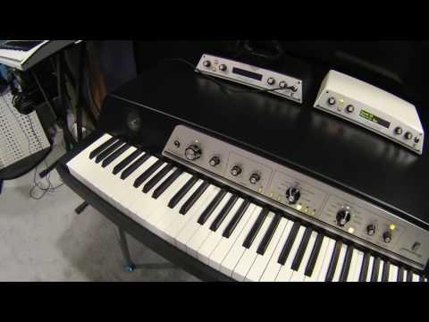 Namm 2017 casio lk 265 portable keyboard doovi for Yamaha clavinova clp 260 review