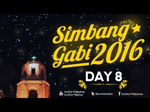 Simbang Gabi/Misa de Gallo – Day 8