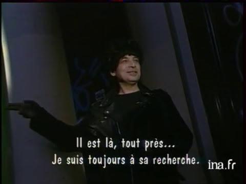 """Alan Vega """"Le rock'n'roll est un langage""""   Archive INA"""