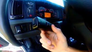Volvo FH 440 Informações Sobre  O Painel