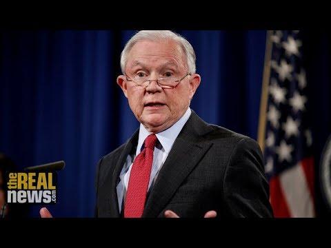 Jeff Sessions Memo Makes Marijuana Future Uncertain