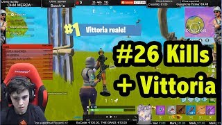 26 Kills Royal Victory Fortnite I have fun!