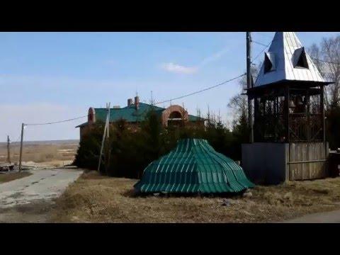 Туринск. Свято-Николаевский женский монастырь.