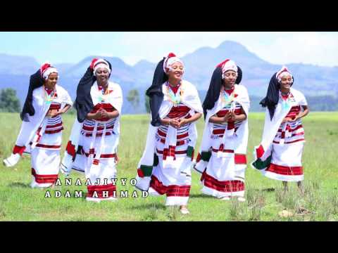 (Brand New 2015) - Traditional Oromo Song - Adem Ahmed - Anaajiyyo