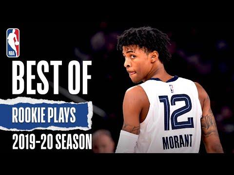 Best Of Rookie Plays | 2019-20 NBA Season