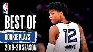 Best Of Rookie Plays | 2019-20 NBA Season