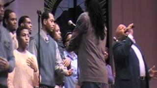 Virginia State University Gospel Chorale - Peace Be Still