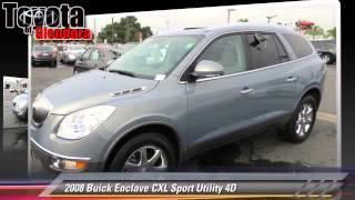 2008 Buick Enclave CXL - Toyota of Glendora, Glendora