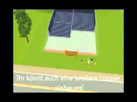 Tutorial Sims 3 Pc Step To Step Videoanleitung Veranda Terasse