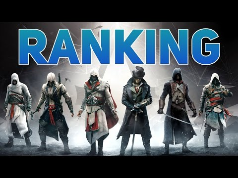 Ranking The Assassins Creed Protagonists Worst To Best  2015