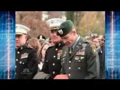 Col Bob Howard - American hero!