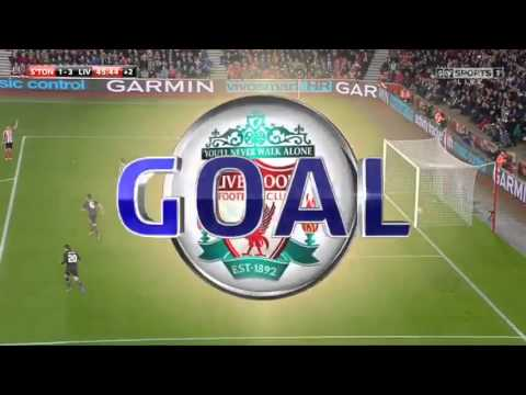 SOUTHAMPTON VS LIVERPOOL 1-6 ALL GOALS CAPITAL ONE CUP 2015