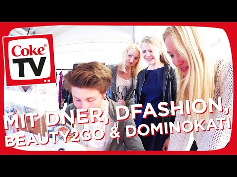 Dfashion und Dner werden Star-Designer | #CokeTVMoment