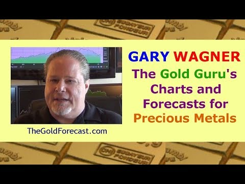 Gary Wagner: The Gold Guru's Charts and Forecasts for Precious Metals. // silver trader