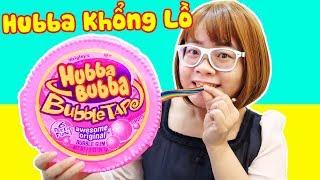 Cách Ăn Vụng Kẹo Hubba Bubba Khổng Lồ Của Cô Giáo Bá Cháy | Lớp Học Bá Đạo