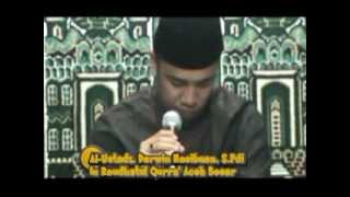 Ust. Darwin Hasibuan In Raudhatul Qurra Aceh Full version