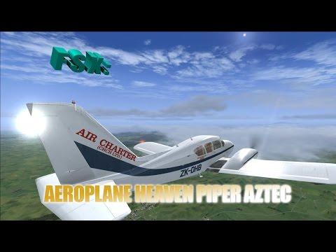 FSX Review - Aeroplane Heaven Piper Aztec