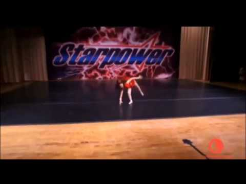 Dance Moms Nia Performs (Laquifa - Working girl)